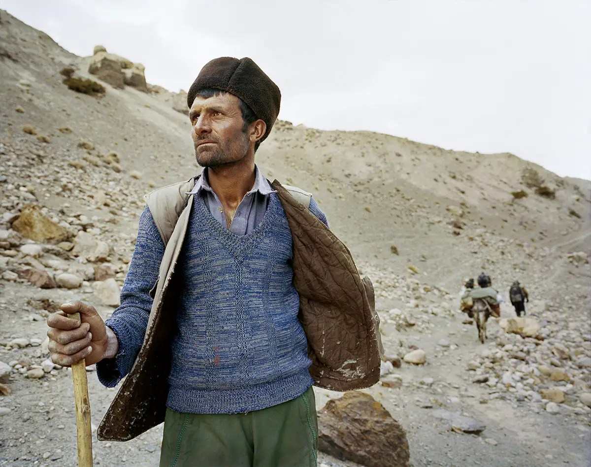 """Many of the clan leaders that Lagrange spoke to told him they wished to leave the Wakhan Corridor and thought of it as a """"beautiful prison."""" Because both groups have been subject to persecution, they have nowhere to go."""