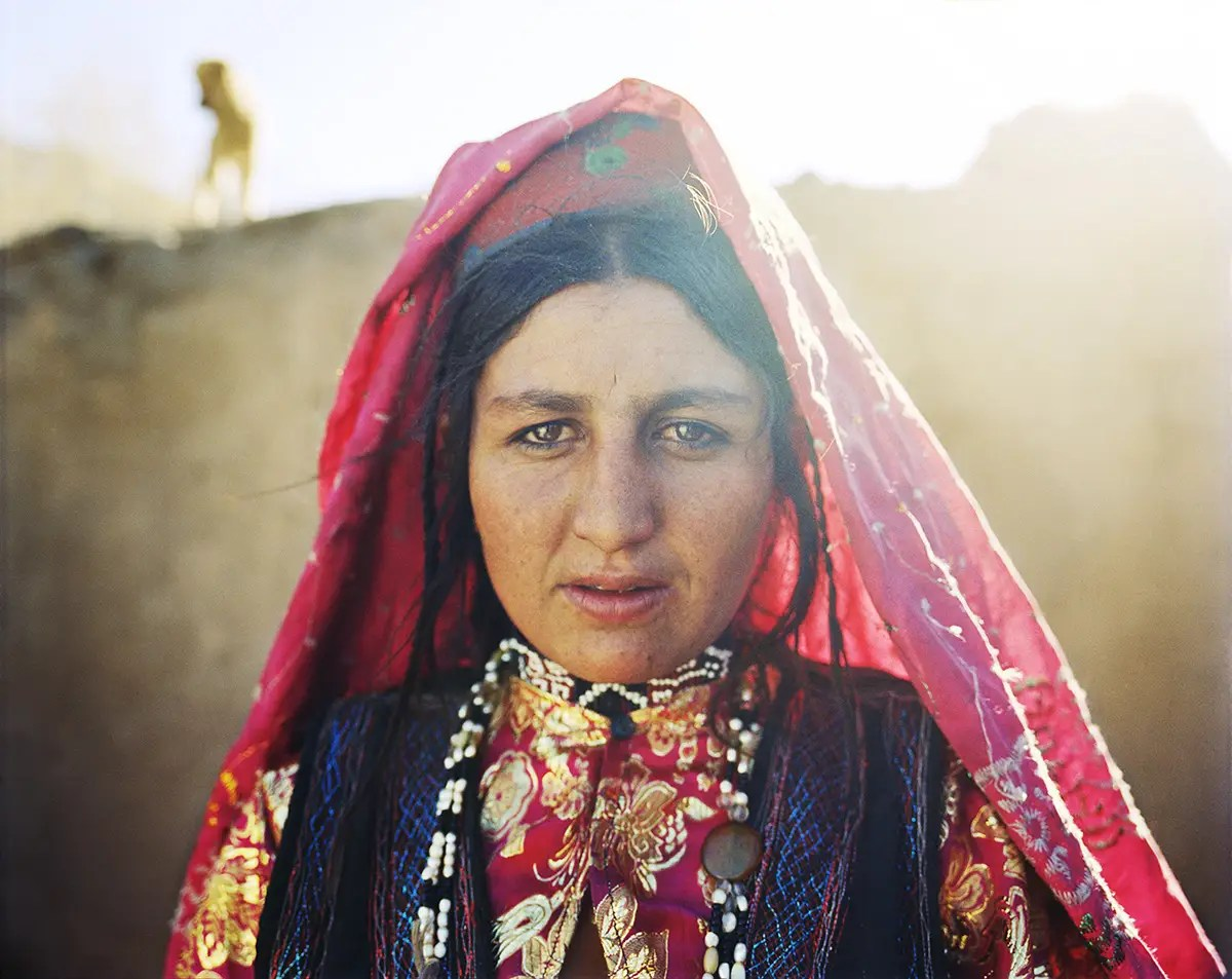 """Once you reach the Wakhan Corridor, the tense atmosphere of Afghanistan relaxes. """"Children play, people are more light-hearted, and women unveil,"""" said Lagrange."""