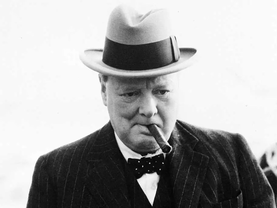 "Winston Churchill was estranged from his political party over ideological disagreements during the ""wilderness years"" of 1929 to 1939."