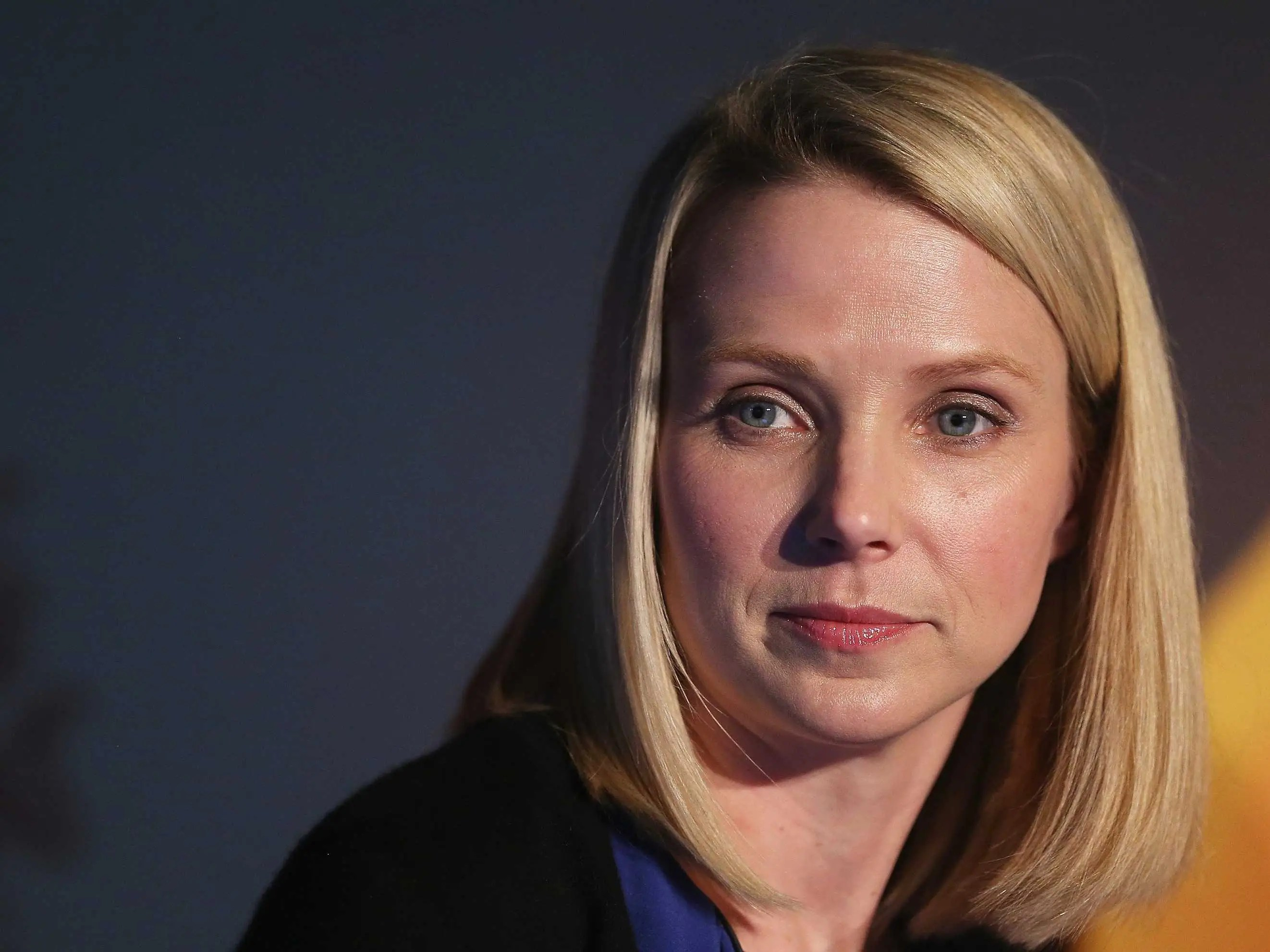 Marissa Mayer has slept at her desk for maximum productivity.
