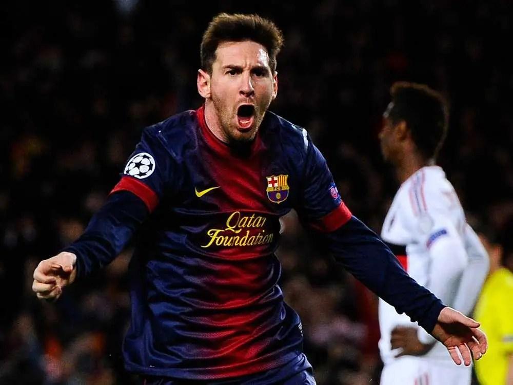 #5 Lionel Messi