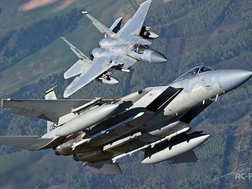 F 15C Siauliau