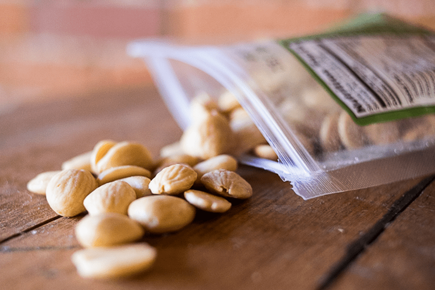 Add to your bag: Nuts and seeds
