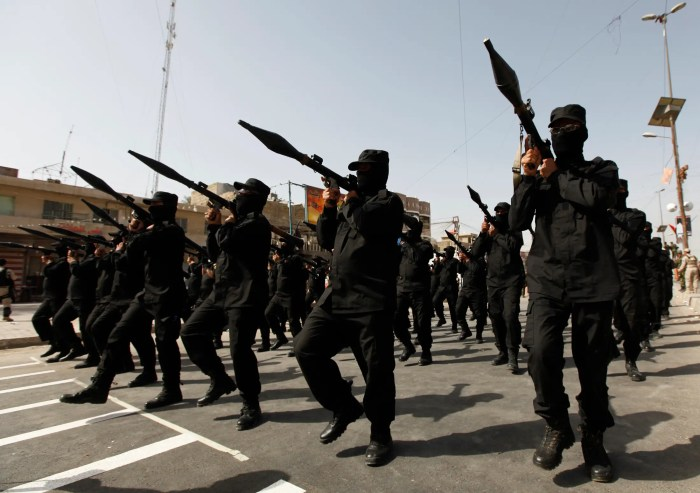13. IRAQ: Since U.S. forces withdrew from Iraq in 2011, the country's security situation has taken a nosedive. Intense sectarianism, coupled with a military patronage structure and highly dysfunctional domestic politics, has led to a critical situation in the country.