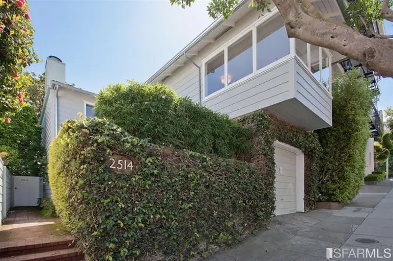 In May, this 2-bedroom home in Pacific Heights sold for more than 70% above its listing price.