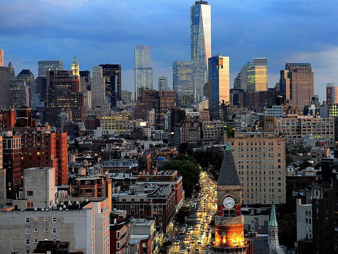 No. 7 New York City: 11.8 million international visitors