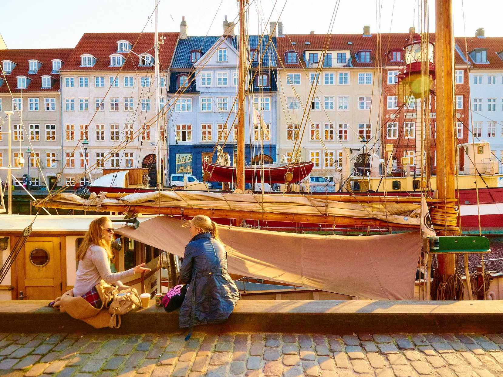 Copenhagen, Denmark, boasts some of the most efficient nationalized healthcare on Earth, with both maternity and paternity leave.
