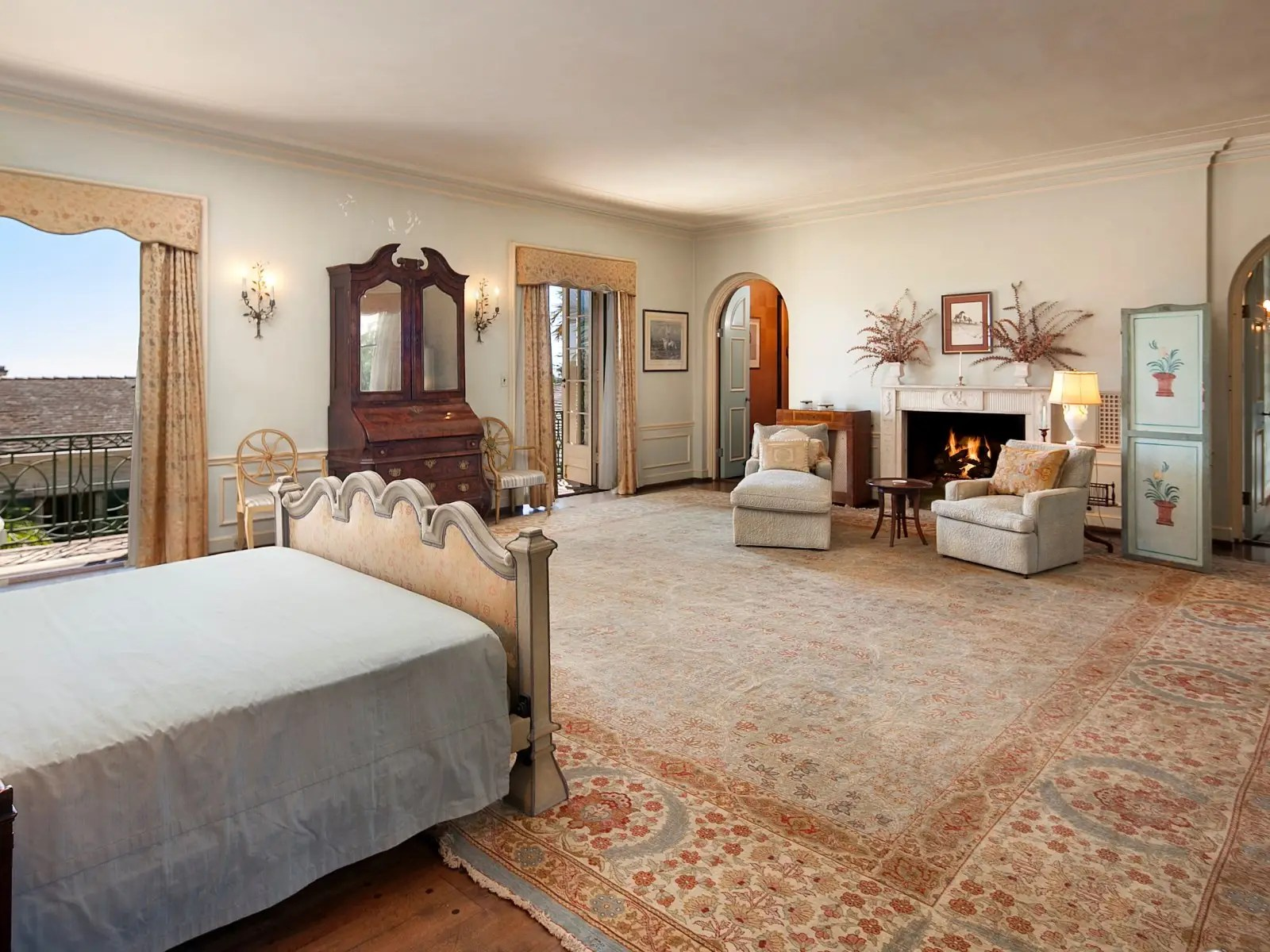 At Rancho San Carlos, guests have their own suite.