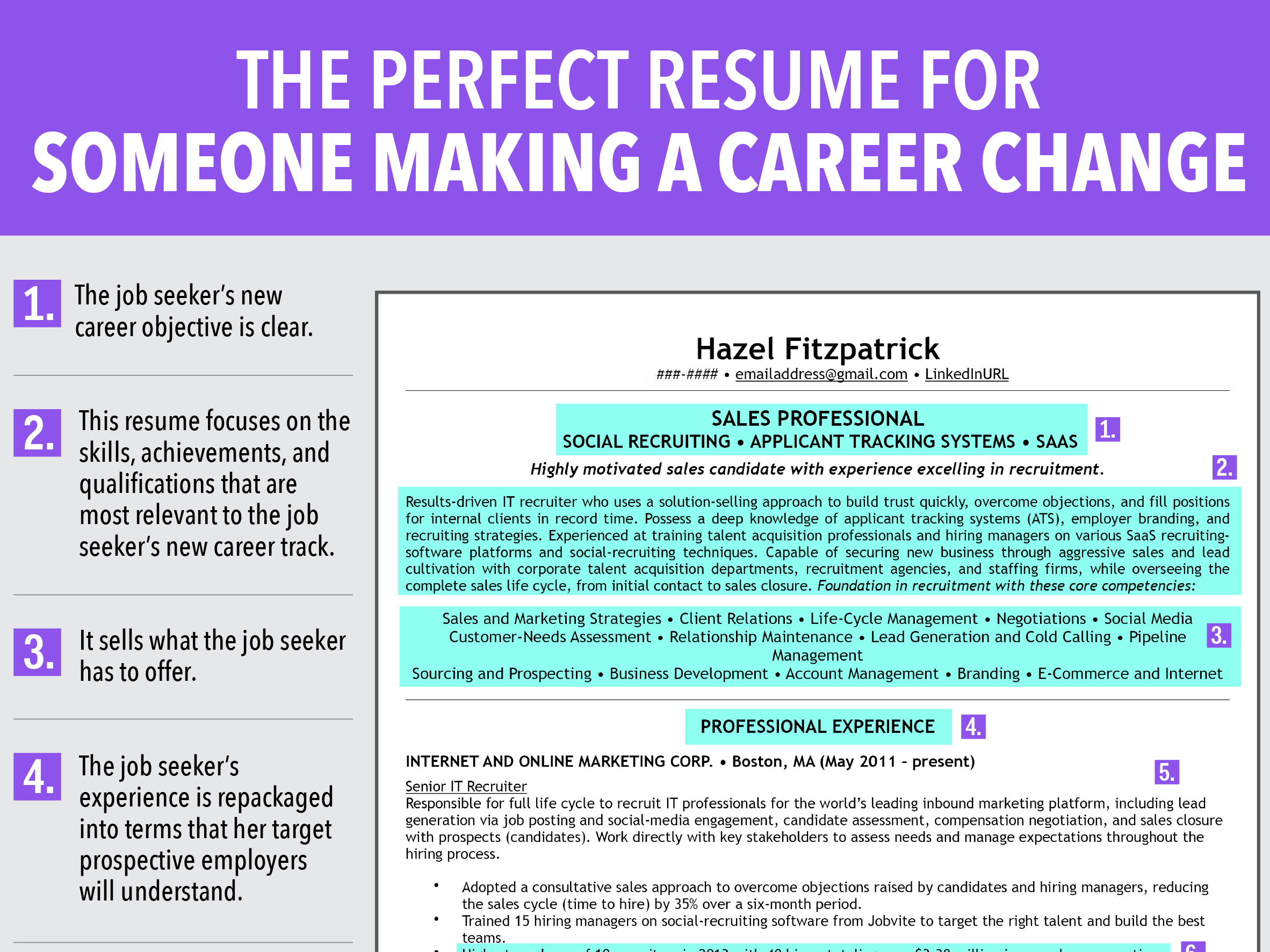 ideal for someone making a career change business insider