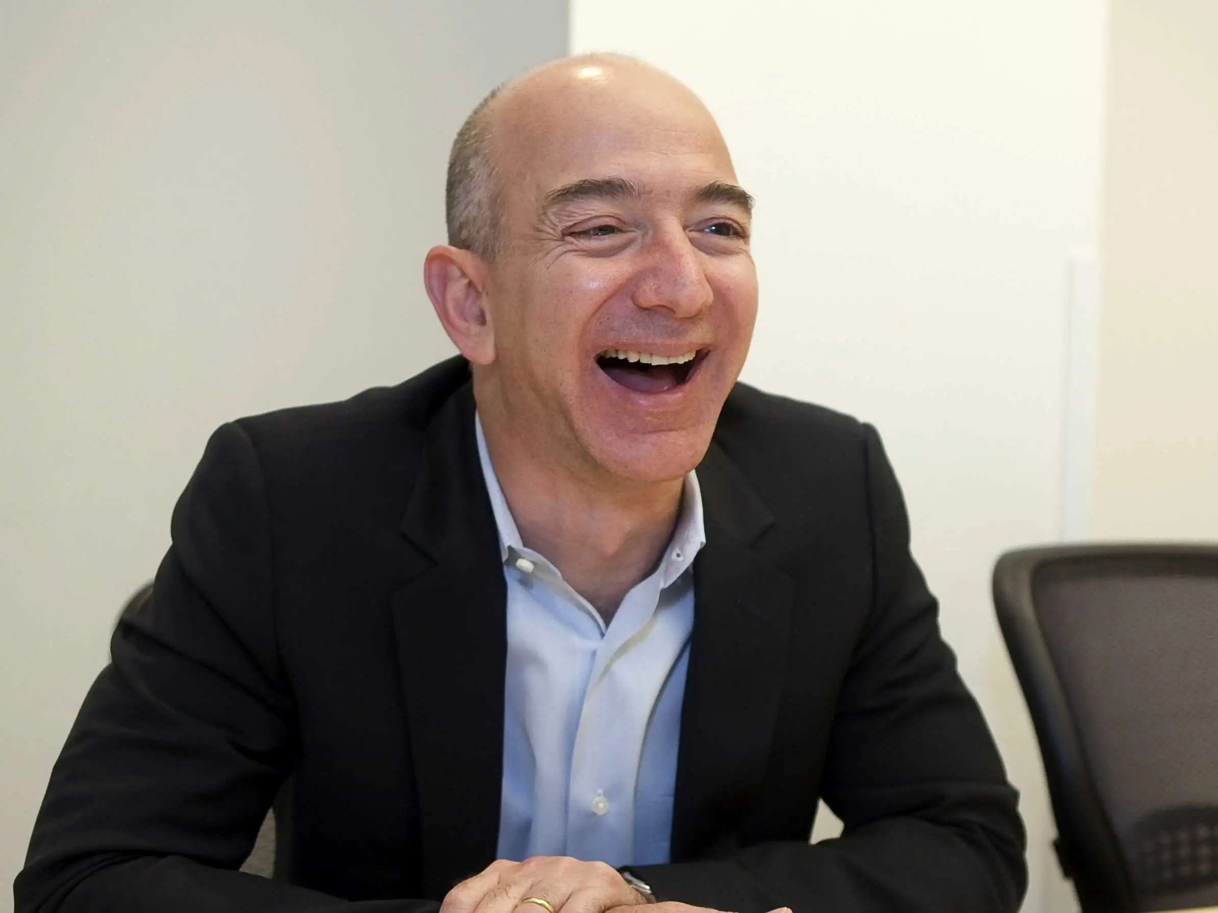 Amazon CEO Jeff Bezos likes to get people arguing.