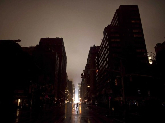 Climate change causes an increase in all kinds of extreme weather — heat waves are hotter, rain is heavier, and winter storms are more frequent and intense. Extreme weather is one of the leading causes of large-scale power outages in the US, so more of it means more blackouts.