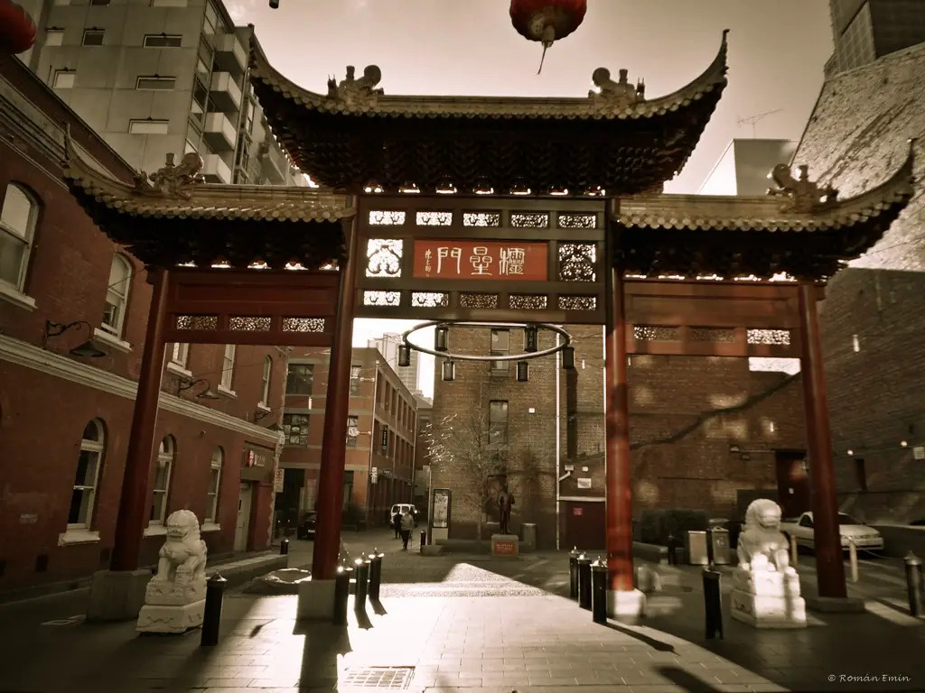 Most Colorful Chinatowns