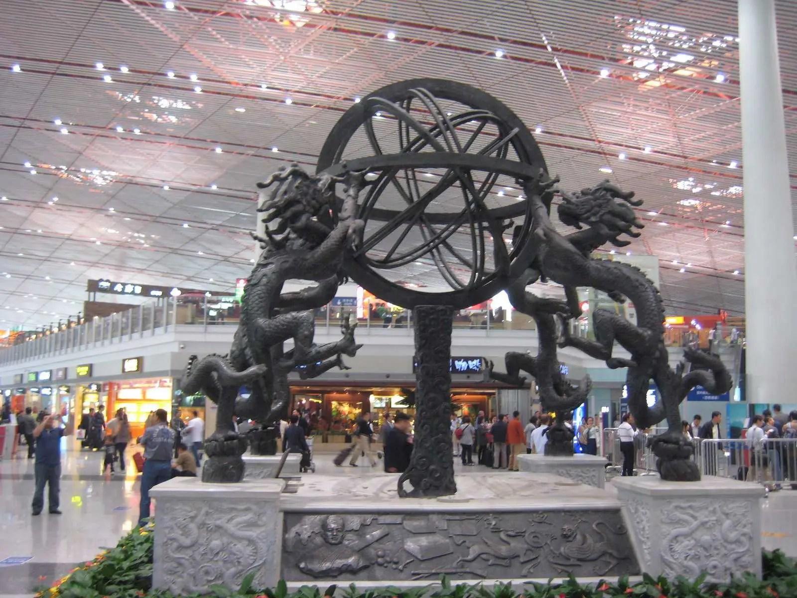 10. Beijing Capital International Airport (PEK)