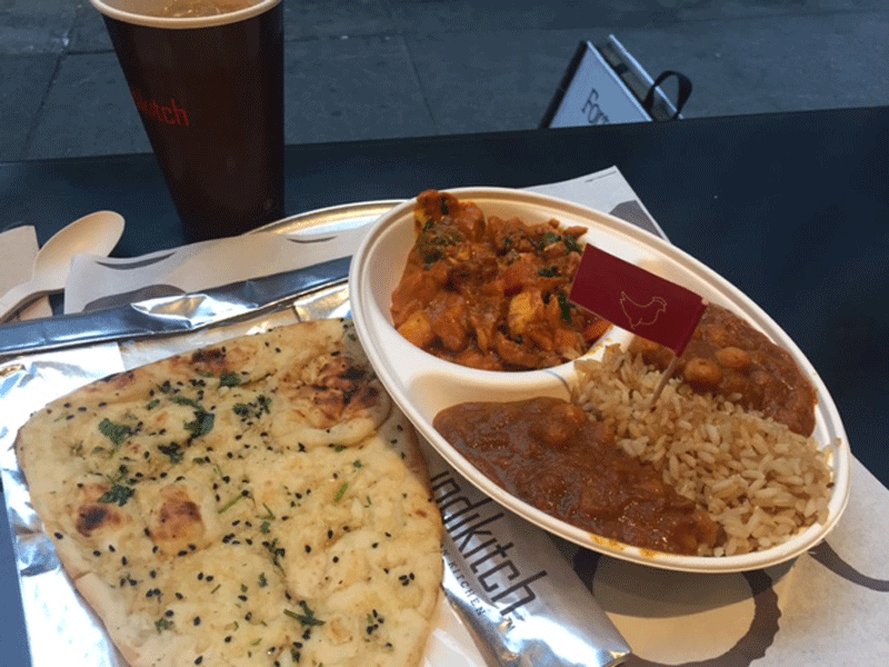 Indikitch meal