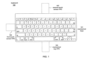 Apple's new keyboard patent could kill off the MacBook's
