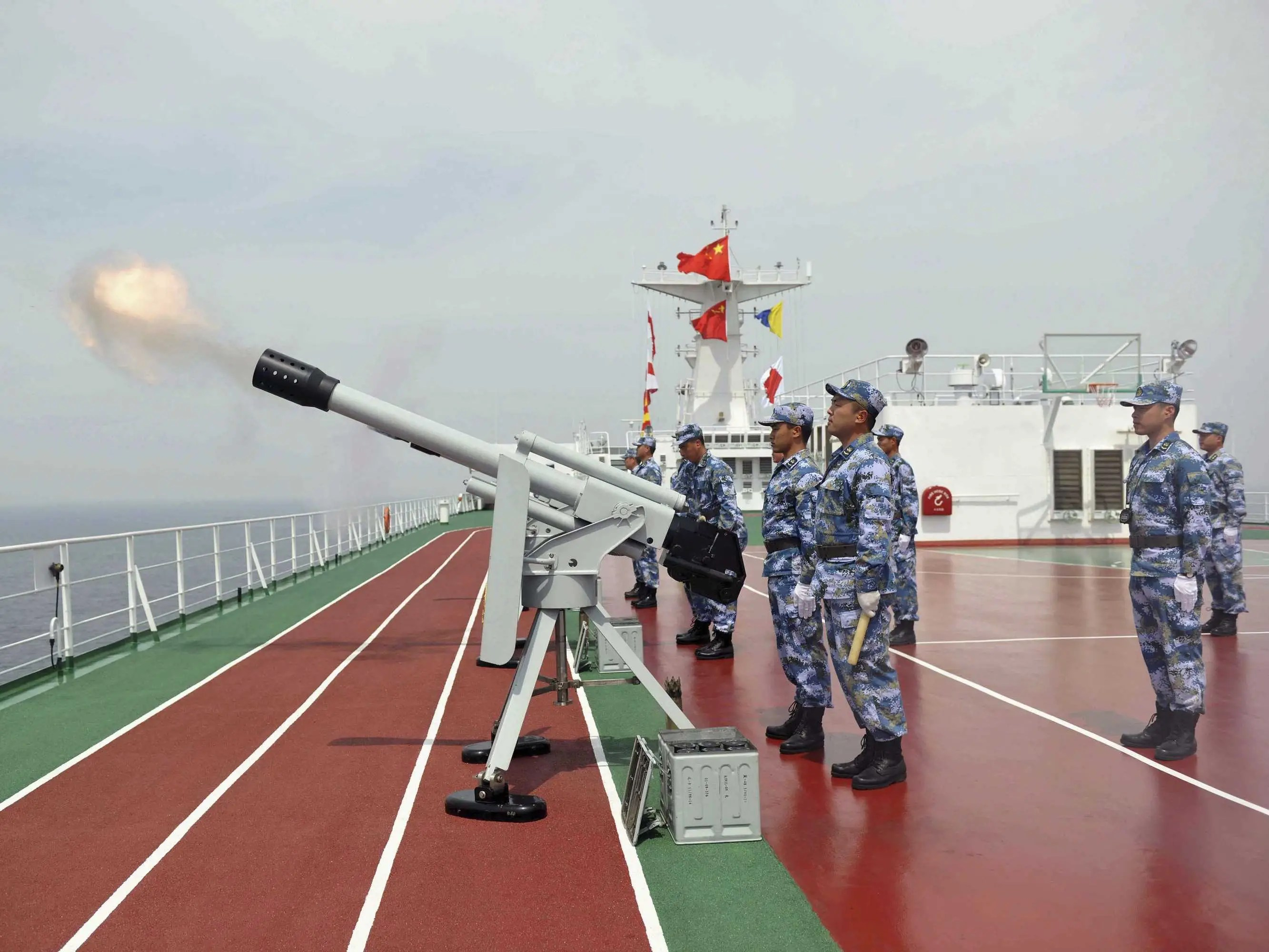 China navy PLA