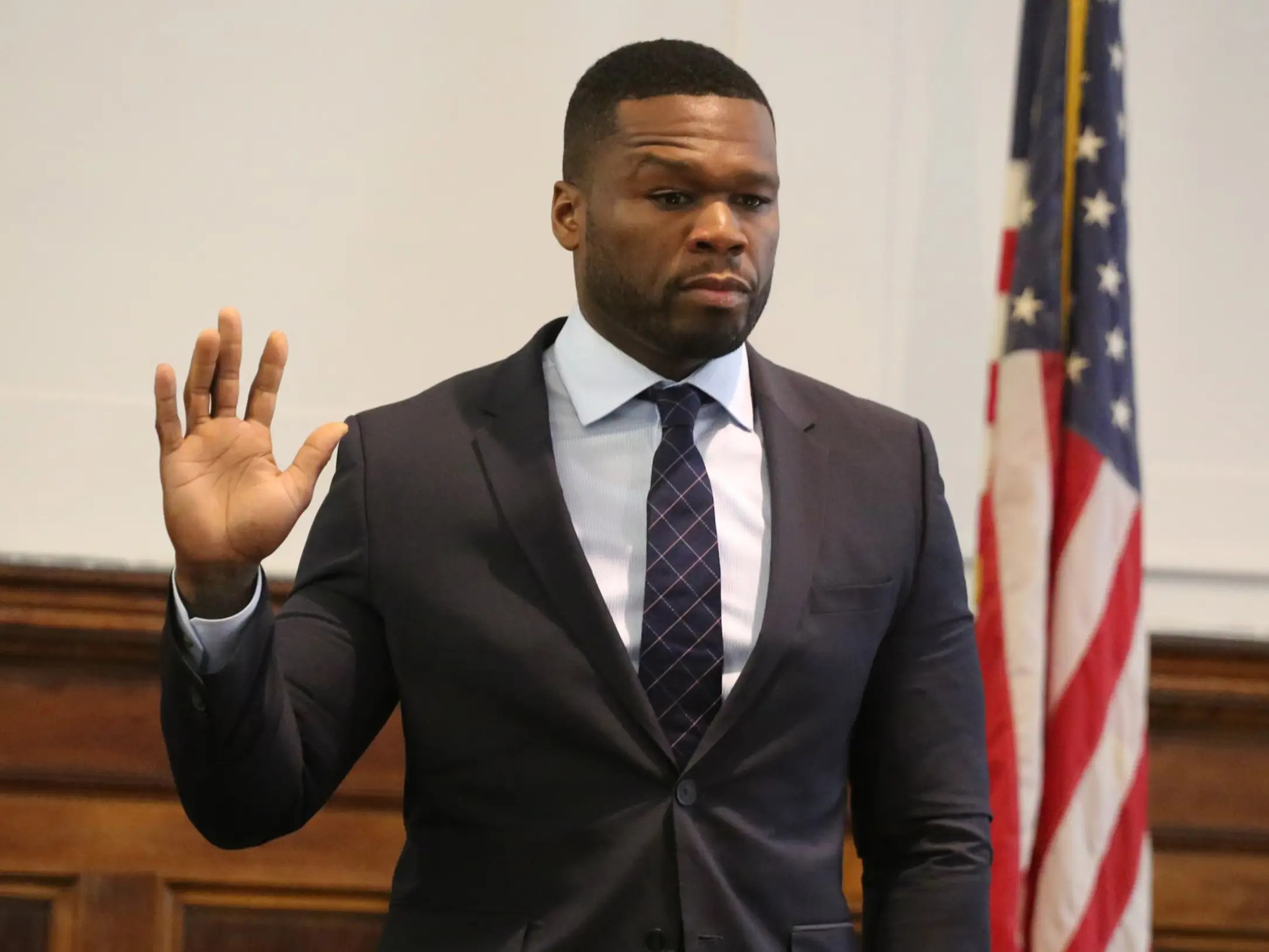 50 Cent is Quitting Instagram
