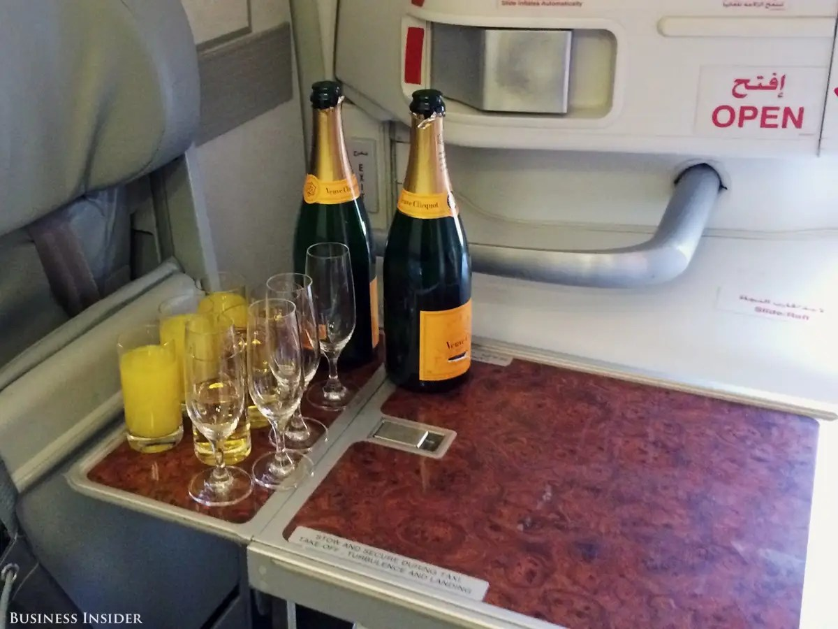 Airlines With The Best Wine Lists Business Insider