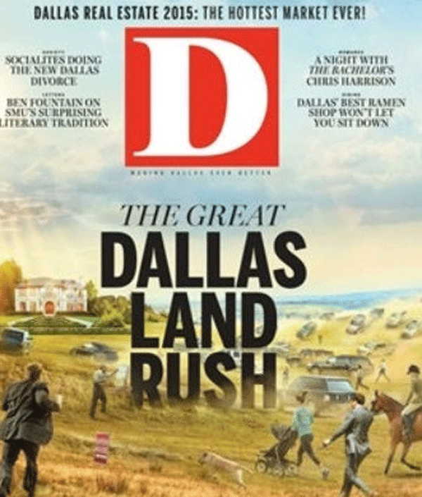 Dallas Land Rush