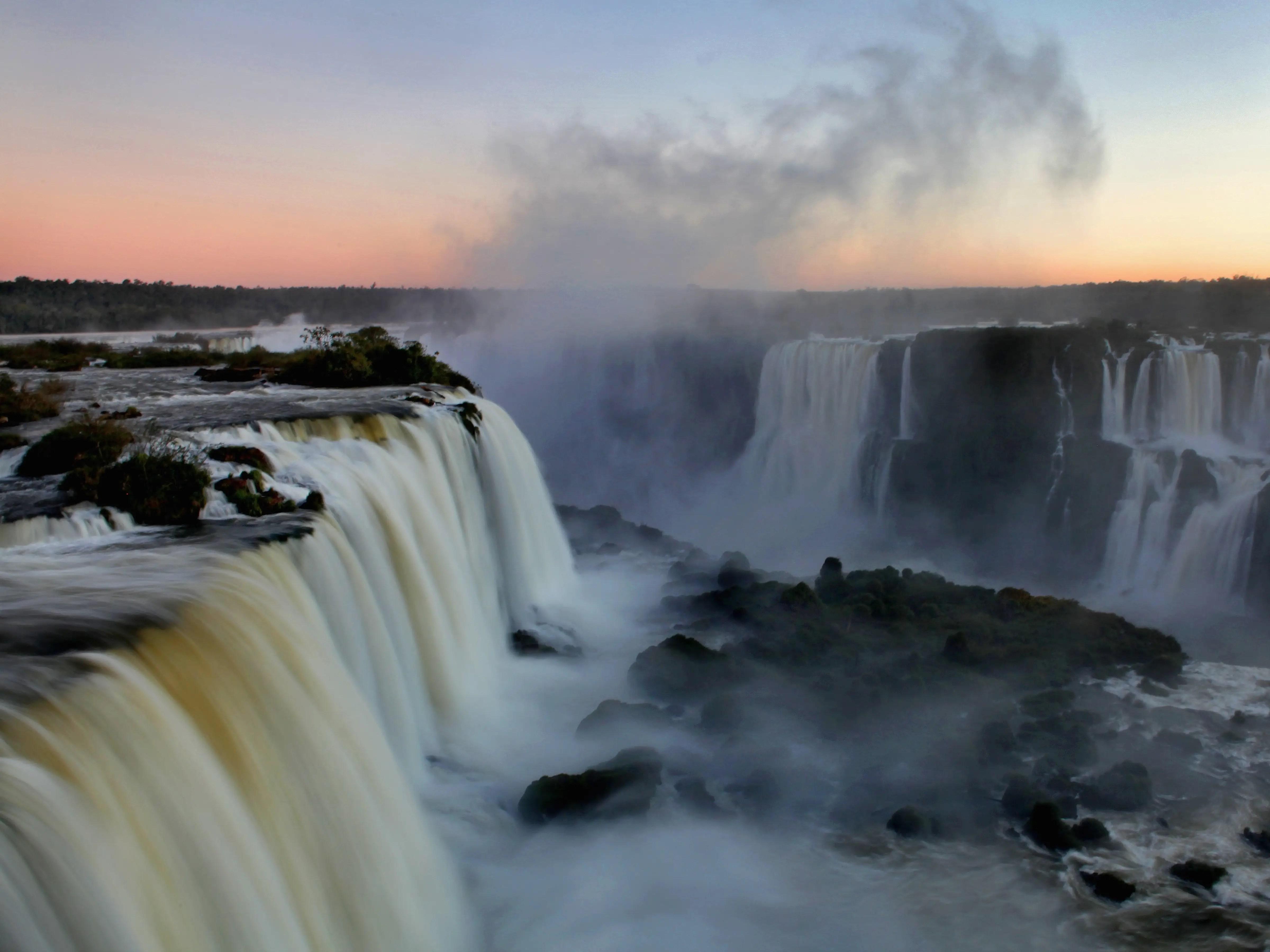 8.  Iguazú Falls, Brazil