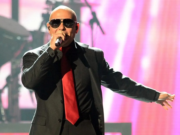 Latin sensation Pitbull rolled up to No. 11 with his $17 million.