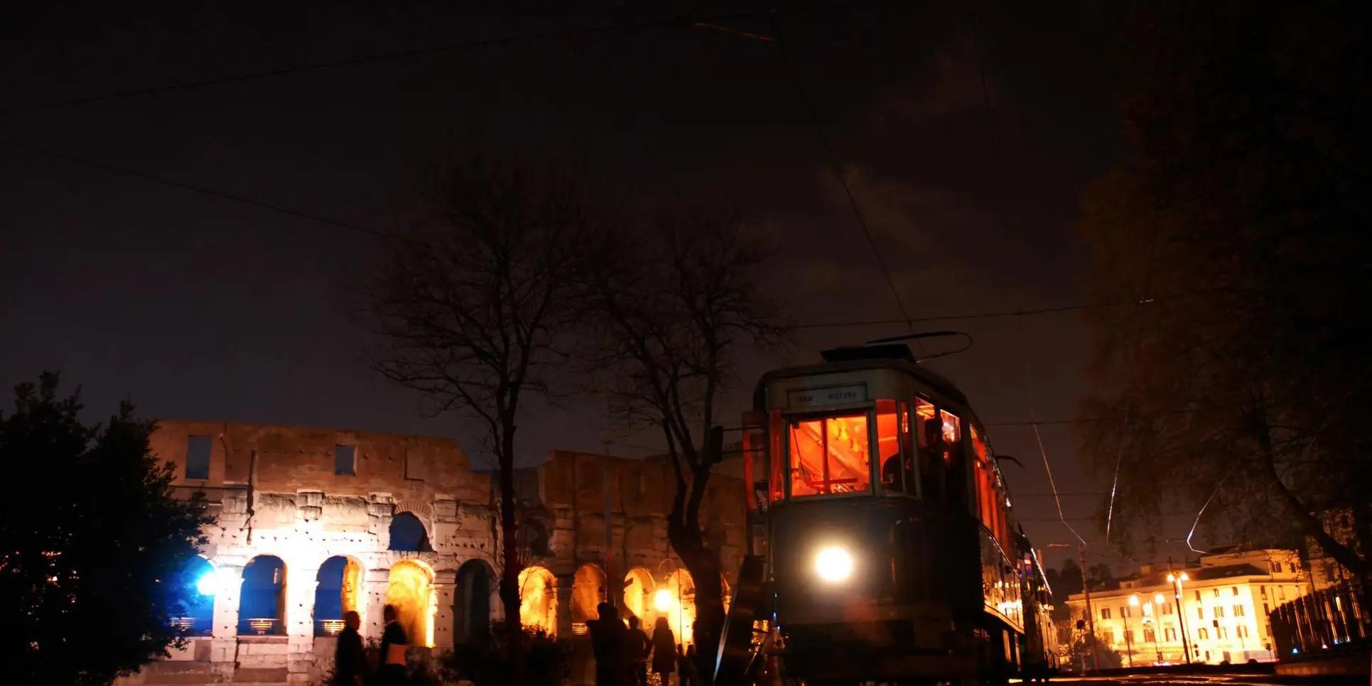 Tramjazz, Rome