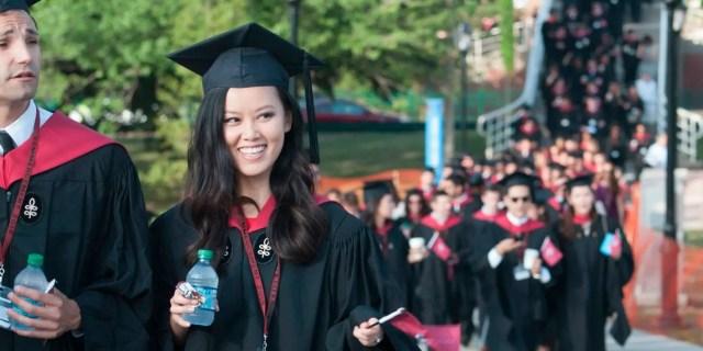 Harvard Business School grads