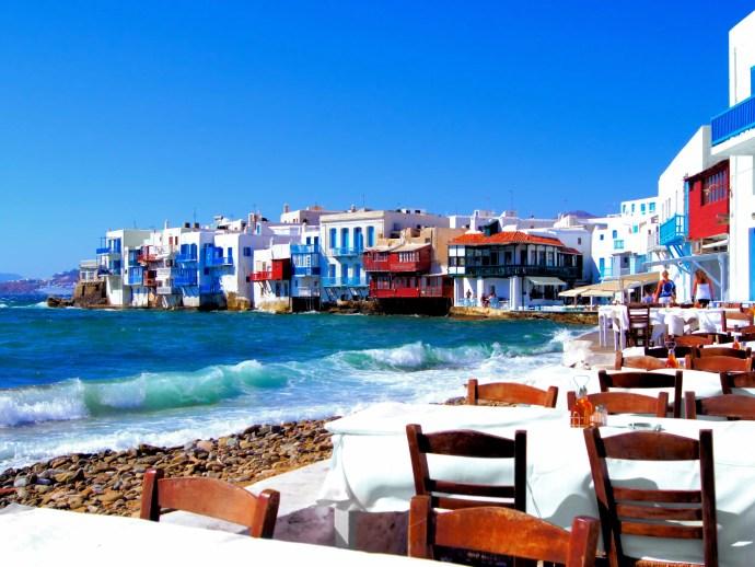 melhores lugares para viajar no mundo - grécia