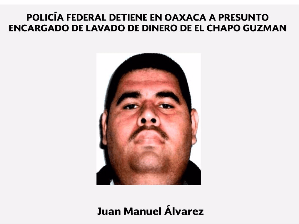 King Midas Sinaloa cartel money launderer arrest