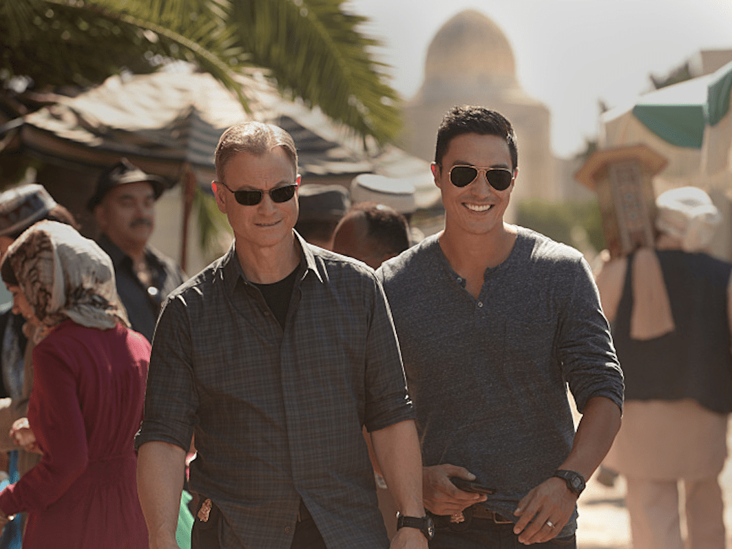 Criminal Minds Beyond Borders Season 1 reviews cbs
