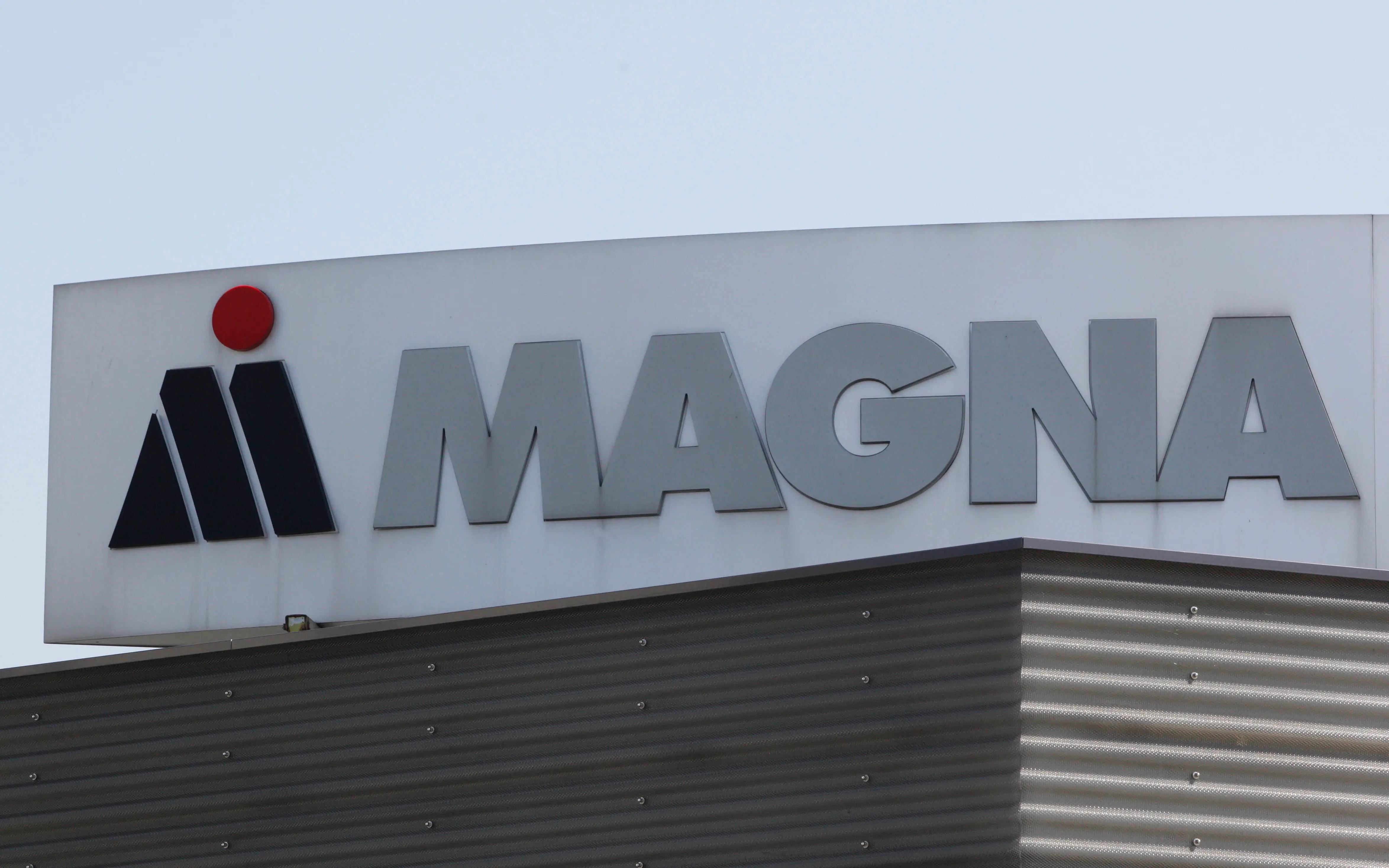 Magna is a massive company.