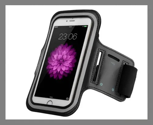 An armband phone case