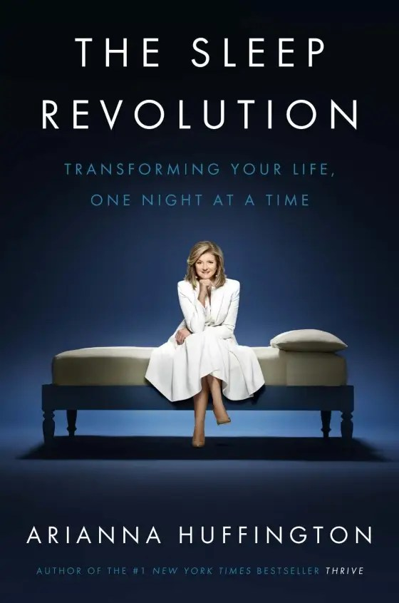 'The Sleep Revolution' by Arianna Huffington