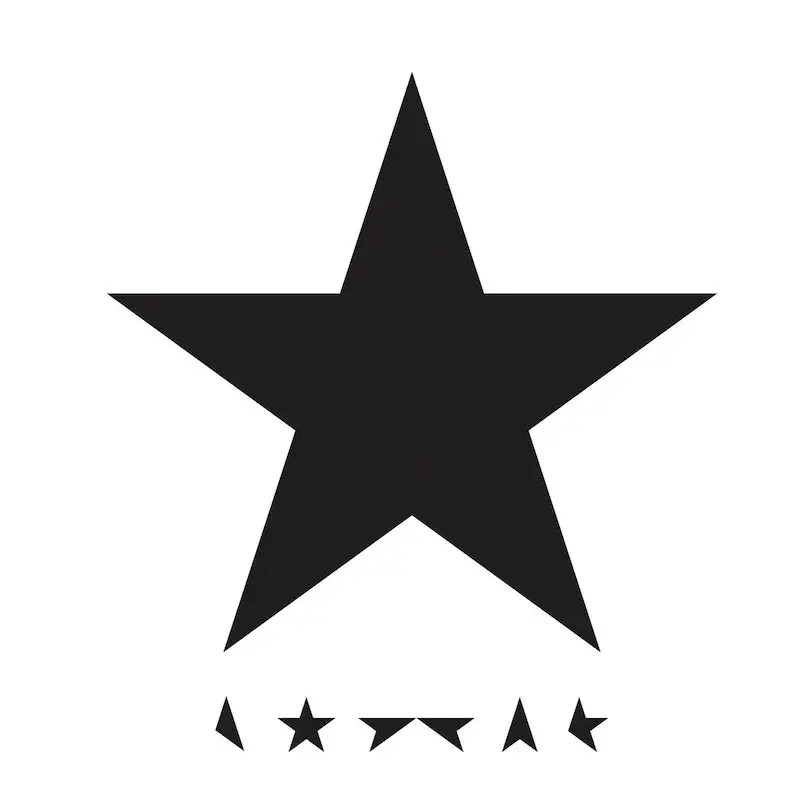 "4. David Bowie — ""Blackstar"""