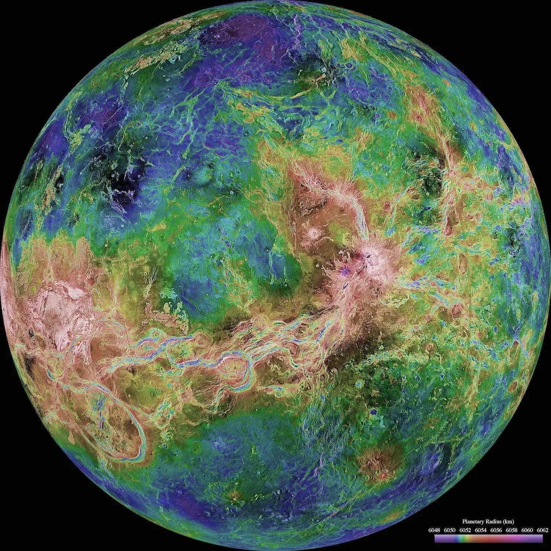 Venus May Have Been Pretty Pleasant Less Than A Billion