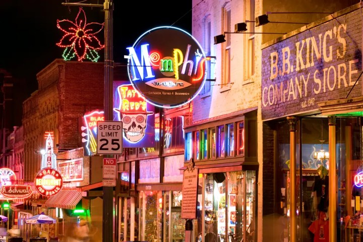 Memphis, Tennessee — $60 million in tax incentives