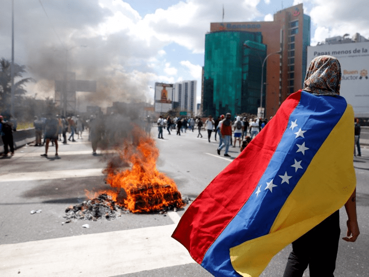 9. Venezuela: 65% — The economy of Venezuela is wracked by inflation, crime and corruption, according to the WEF. It pursued a higher-tax model, with dramatic increases in taxes for foreign oil companies under former President Hugo Chavez.
