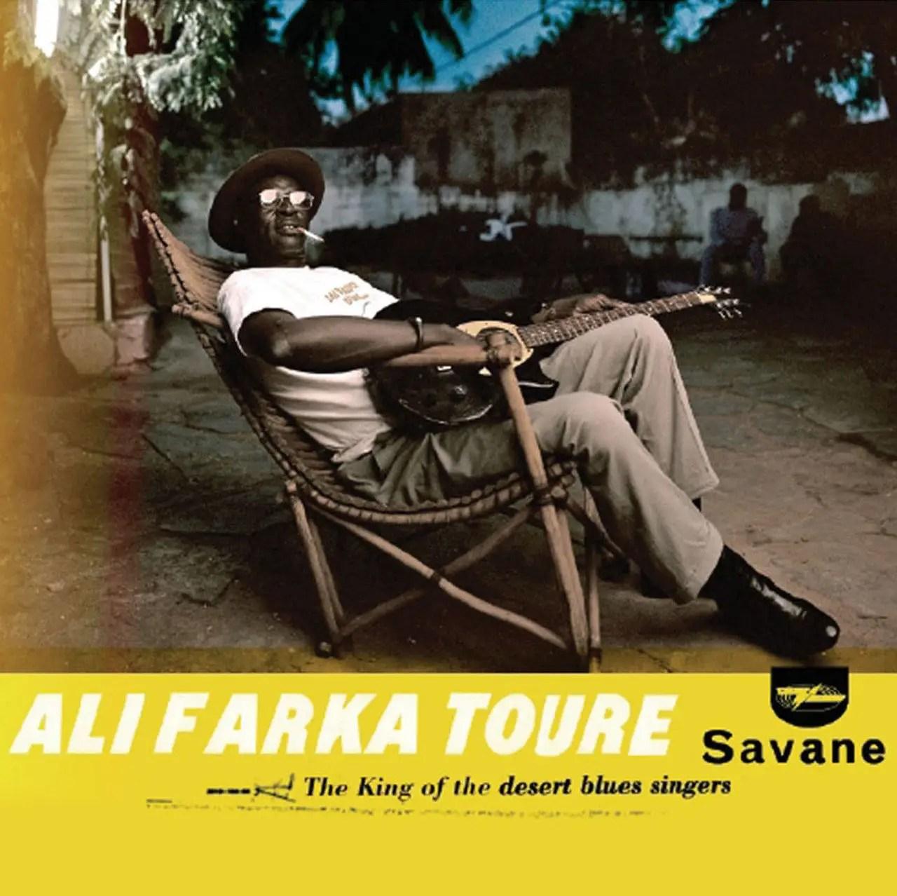 "2006: Ali Farka Toure —""Savane"""