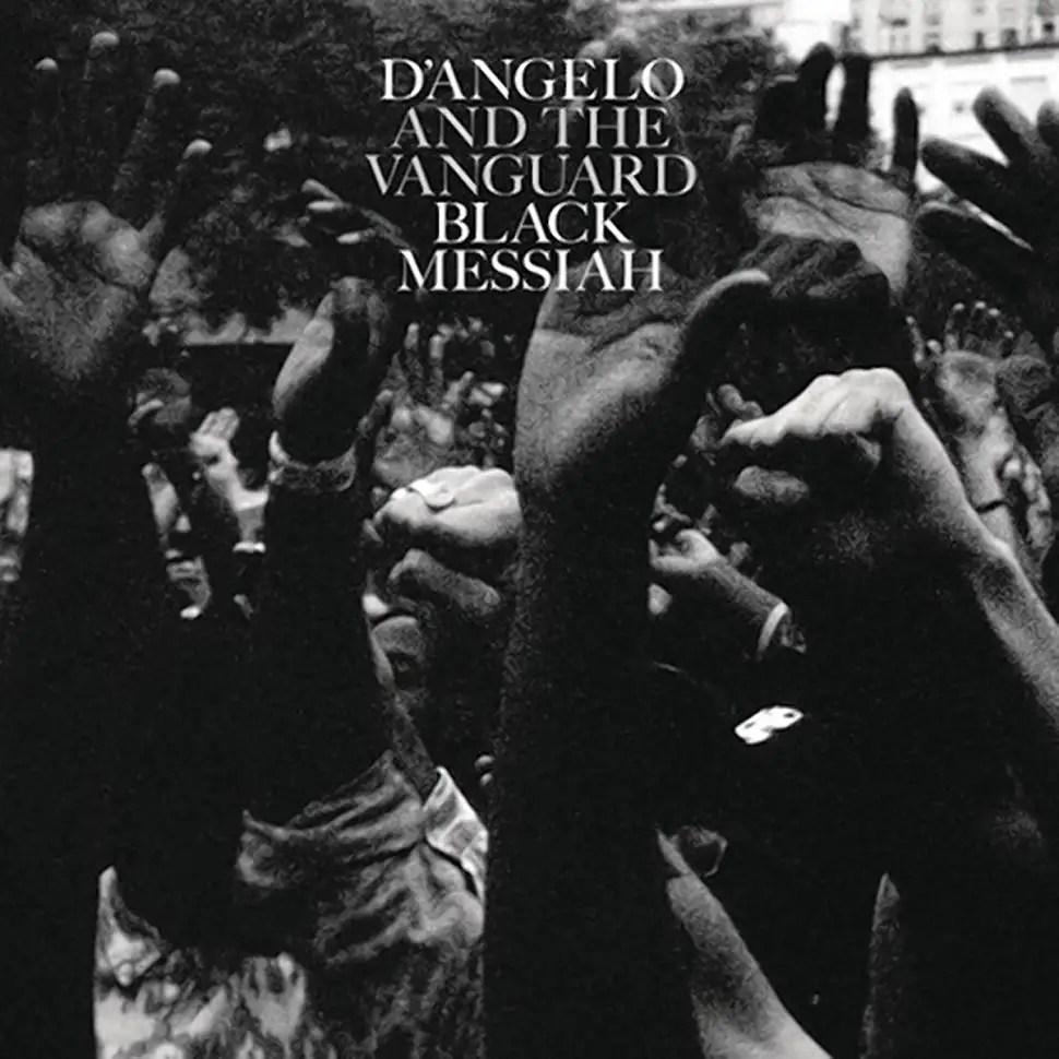 "2014: D'Angelo — ""Black Messiah"""