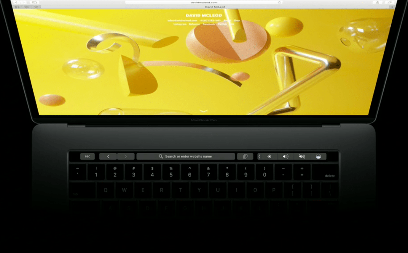 And with Apple opting to build the new Touch Bar into the current generation of MacBook Pro laptops, instead of going whole-hog into the touchscreen future, it doesn't look like a Mac will give me what I want any time soon.