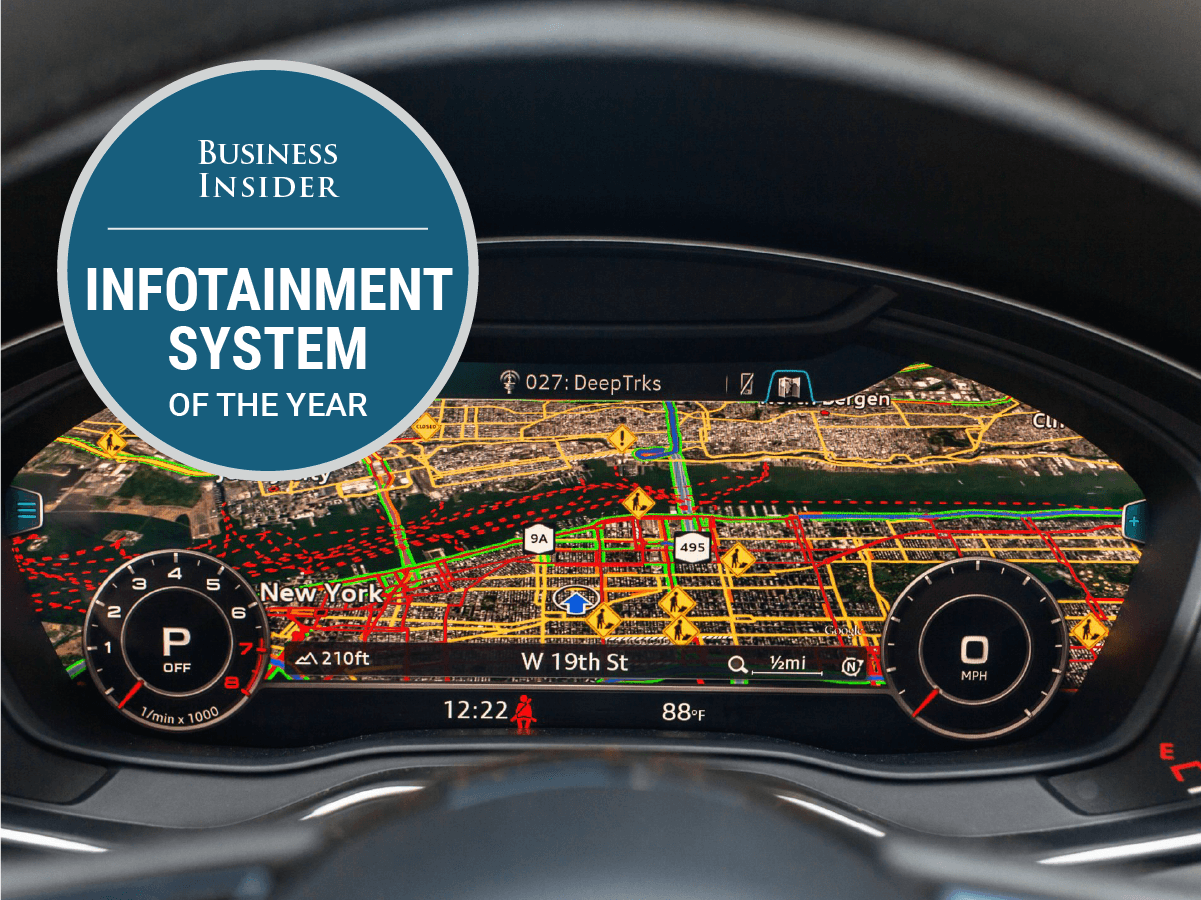 BI Infotainment of the Year 4x3