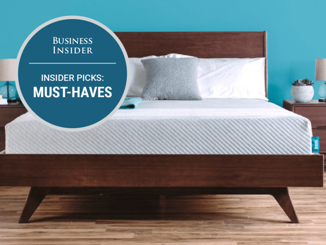 This Online Mattress Is Perfect For Every Type Of Sleeper Business Insider