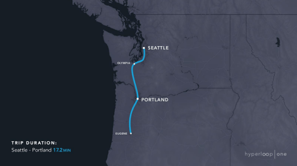 8. Team PNW Hyperloop