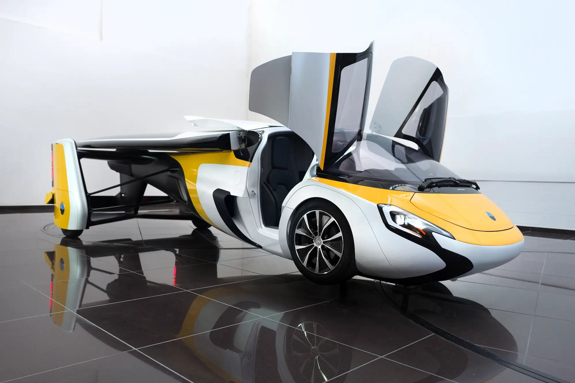 AeroMobil is accepting pre-orders for its flying car, but is only producing 500 units. AeroMobil CEO Juraj Vaculik told Business Insider that the ultimate goal is to launch a version of the vehicle as part of a shared mobility service in the future, but Vaculik said it's too early to get into specifics about that plan.