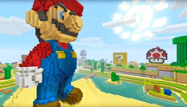 Minecraft (Super Mario)
