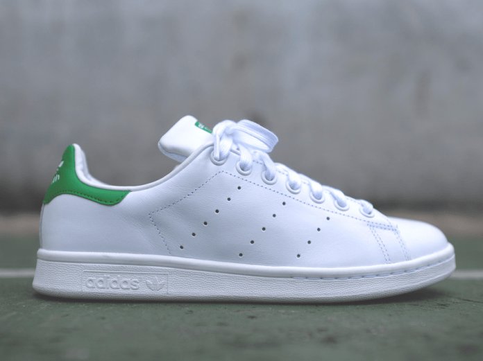 adidas Originals Stan Smith OG1 10 stylish sneakers to buy that aren't going to sell out in seconds 10 stylish sneakers to buy that aren't going to sell out in seconds adidas originals stan smith og1