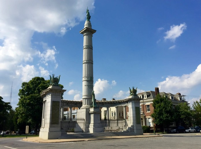 Richmond Monuments Richmond could be the next battleground over confederate monuments Richmond could be the next battleground over confederate monuments img4808