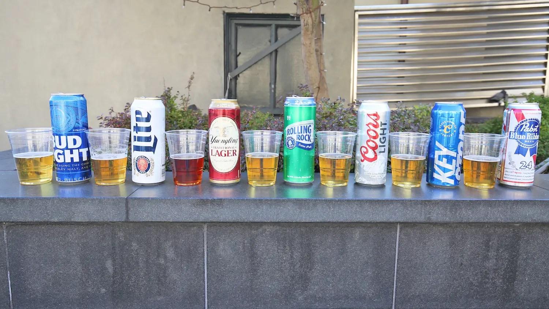 Beer Comparison 5