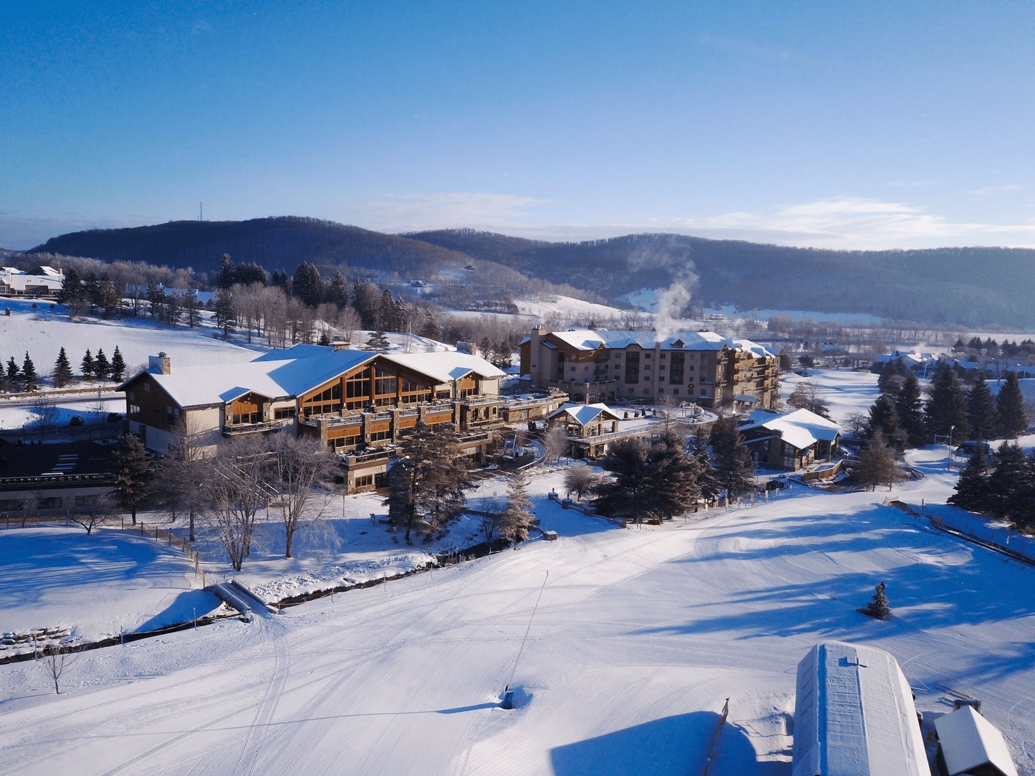 18. Holiday Valley, New York