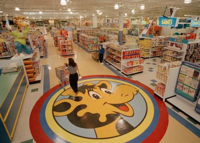 Toys R Us NJ 1996